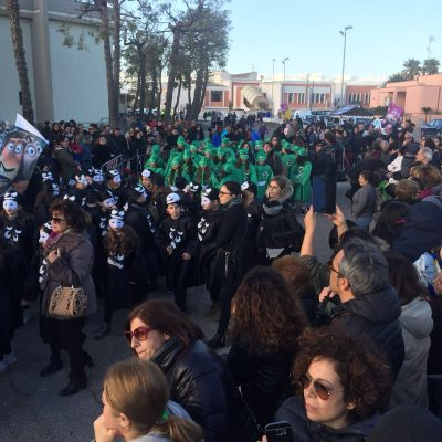 Foto carnevale Alezio 2018